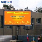 Led Tv Panel China Full Color HD Advertising Led TV Panel Video Display P10 Outdoor