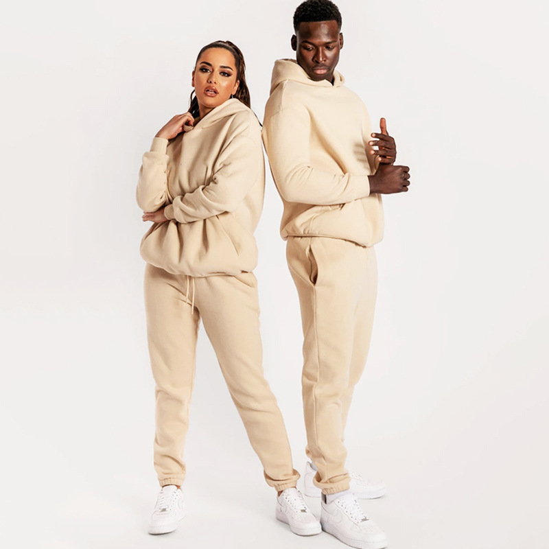 2020 New Products Mens Sweatsuit Sets Zip Up Jogger Tracksuit Set Track Suits For Men