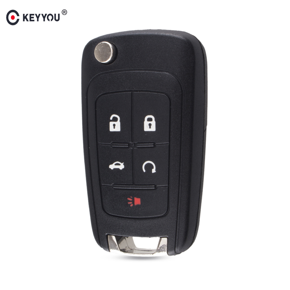 Keyyou 5 Buttons Flip Folding Remote Car Key Shell For Chevrolet Cruze Epica Lova Camaro Impala Hu100 Blade Buy Chevrolet Remote Key Shell Chevrolet Flip Key Shell Car Key Case Shell Product On