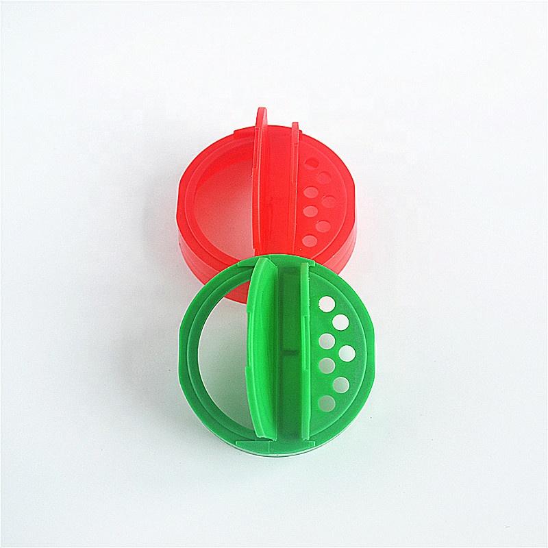 Wholesale PP plastic salt spice shaker caps