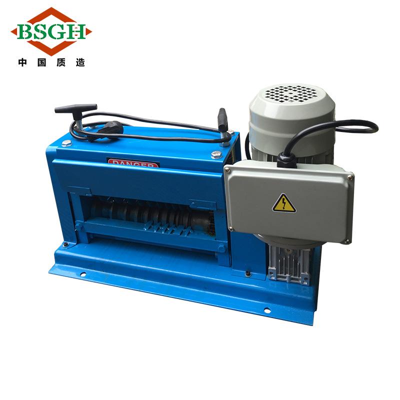 high quality automatic scrap copper cable wire stripper stripping machine