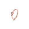 R1128:Rose Gold+pink