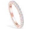 04;Rose Gold;Diamond Ring