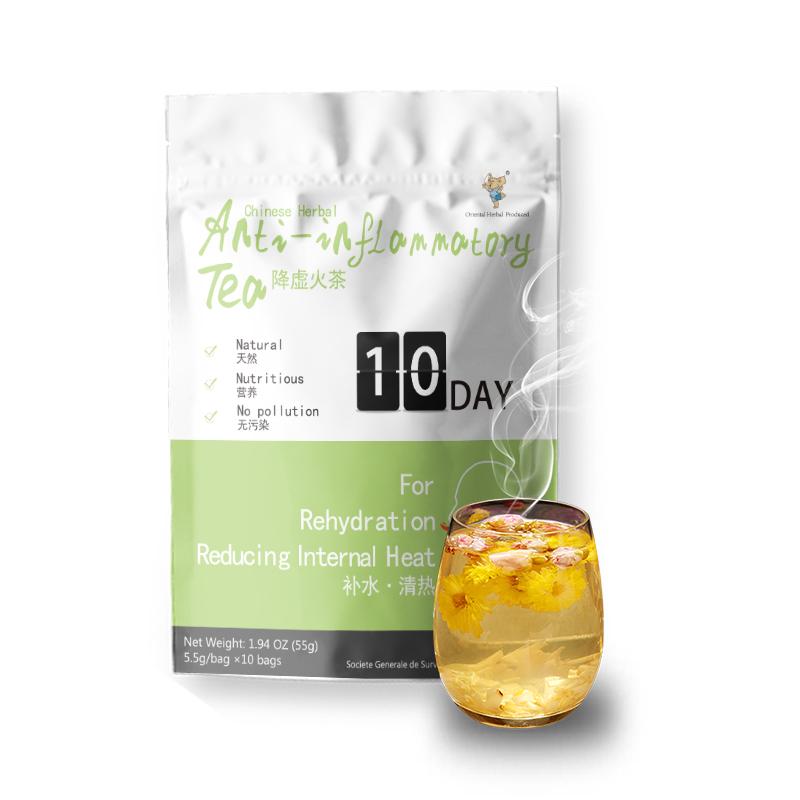 yogi tea Nourishing the liver Tone the body Nourish skin Chamomile tea - 4uTea | 4uTea.com