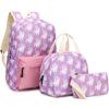 backpack set 4
