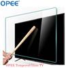 TV in vetro temperato