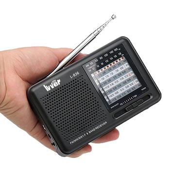 Popular high quality best sensitivity hot selling cheap price AM FM SW 9 band radio