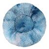 Tie-dye royal blue