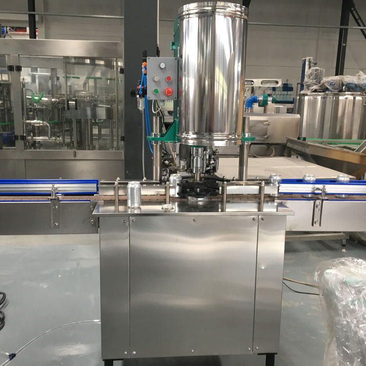Very Popular Automatic Tin Can Sealing Machine Seamer
