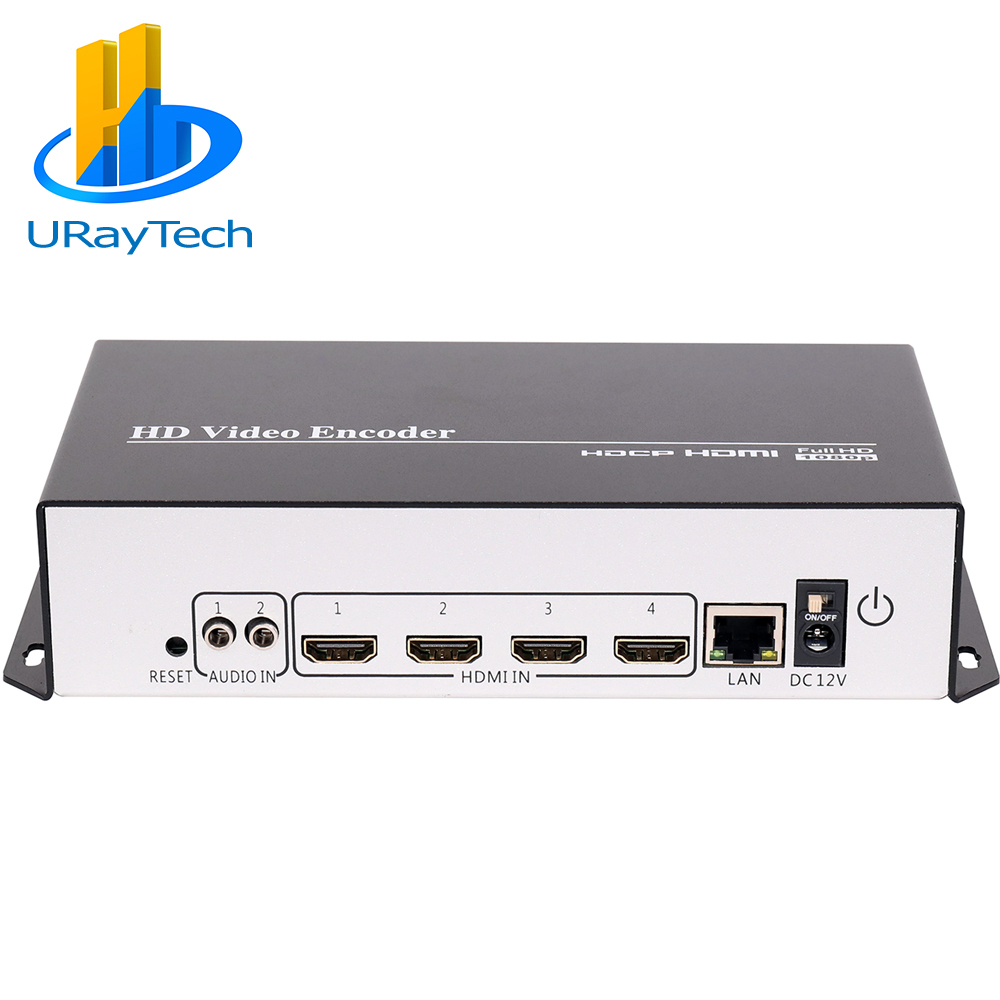 4K h.264 rtmp сто Iptv для просмотра потокового видео кодировщик hdcp hd hdmi к ip потокового видео кодировщик