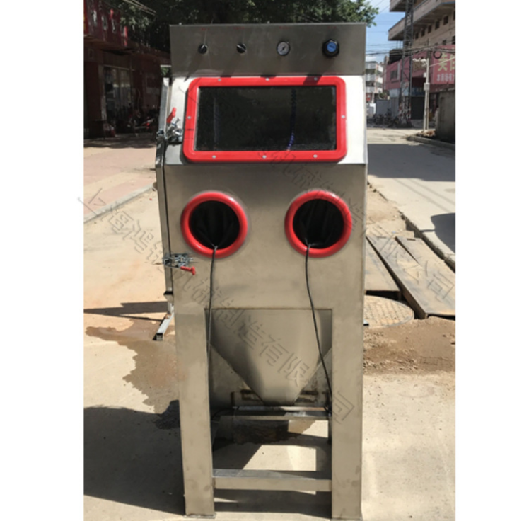 Glass Bead Sand Blasting Machine/Wet /Dry Sand Blasting Machine Price