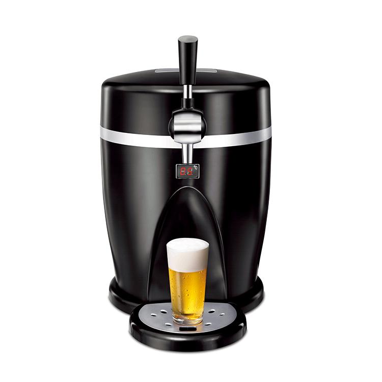 Популярный дизайн, Заводская индивидуальная домашняя небольшая машина для производства пива