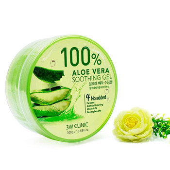 Private Label Best Hair Body Skin Soothing Moisturizing 100% Aloe Vera Gel for Acne