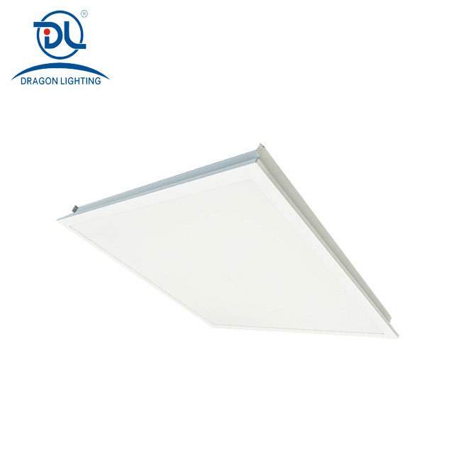 IP40 40W 600*600 LED recessed panel light for Open office space hospital  meeting rooms  retail stores hotel