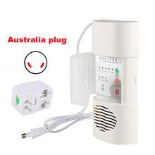 Настенный озоновый мини-дезодорант для кухни, ванной комнаты, озоновый очиститель воздуха, домашний стерилизатор()