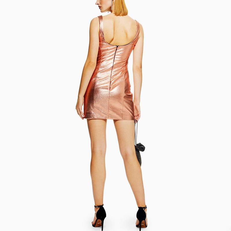 Лидер продаж, сексуальное женское платье без бретелек выше колена, мини-платье с блестками, вечернее платье для ночного клуба