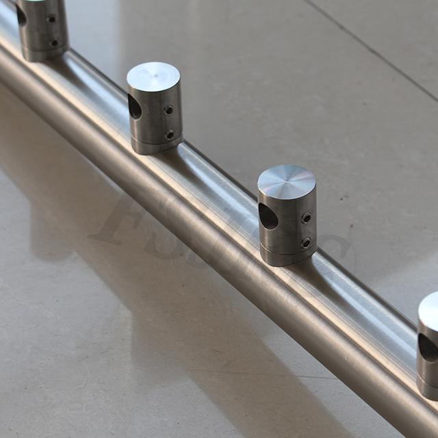 Конкурентоспособная цена, проволочный стержень из нержавеющей стали, кабель, перила, конструкция лестницы, Балконная система поручней из нержавеющей стали