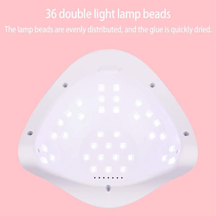 Mini Table Rechargeable Cordless Sun 48W Curing Led Gel Uv Nail Lamp