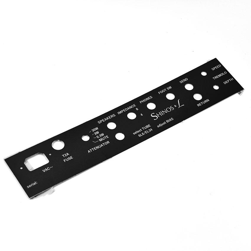 Акриловые панели управления экрана на клейкой основе, размер под заказ