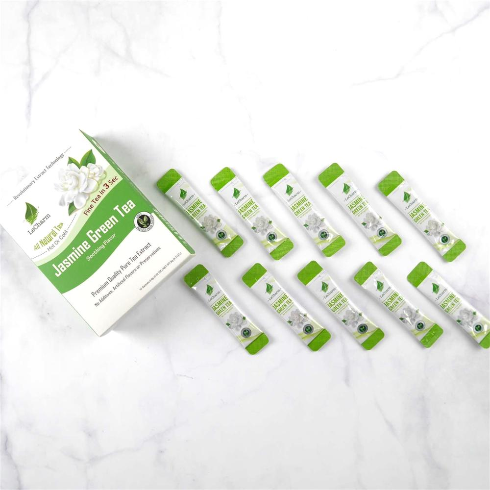 Factory Supplier Jasmine Green Tea Instant Flower Tea Extract Lower than Wholesale Price - 4uTea | 4uTea.com
