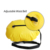 New arrival lightweight foldable floating Inflatable waterproof dry bag 190T nylon pvc swim buoy for open water swimmers