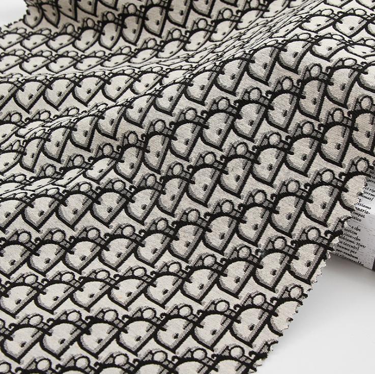 graffiti  jacquard fabric for dress  fashion palace style  jacquard fabric 3D pattern jacquard fabric