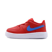 Nike FORCE 1 детская обувь для скейтбординга износостойкая Детская школьная обувь нескользящие кроссовки для мальчиков оригинальные 905220-604(Китай)