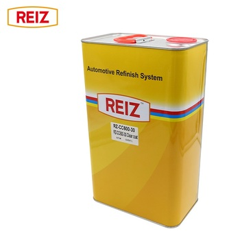 Reiz High Performance Liquid Chromatography Carbon Fiber Paint Clear Coat Automotive Auto Paint