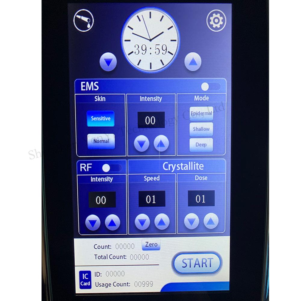 YanYi EMS RF Mesogun Nano игла Meso Инъекционная Машина
