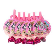 Оригинальные куклы LOL SURPRISE на день рождения, Аниме фигурки, оригинальные куклы LOL, украшения для девочек, подарки на день рождения(Китай)