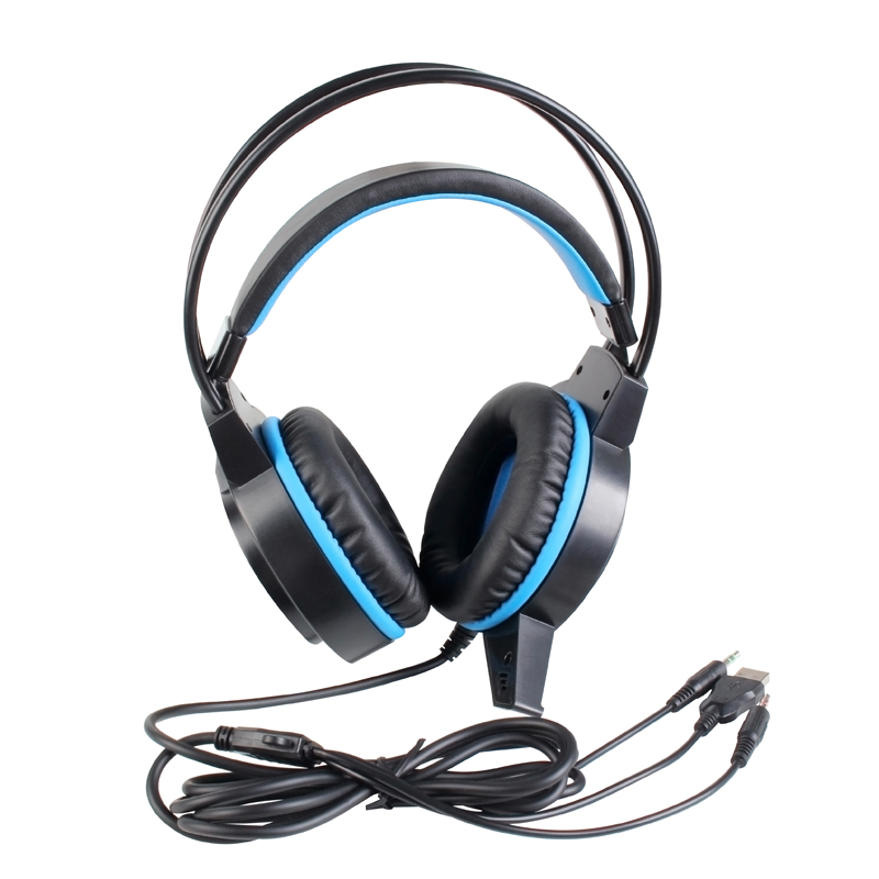 high quality competitive price 7.1v  gaming headset earphone headphones for mobile,pc, ps 4 with mic headset