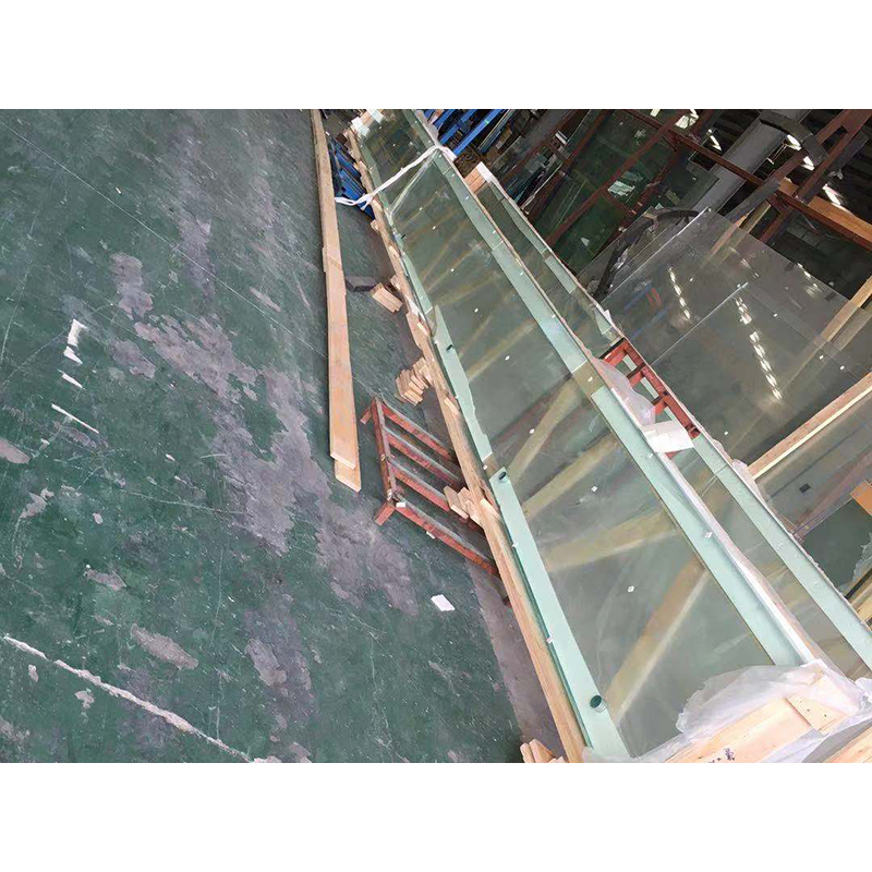 Glass factory tempered glass sheets jumbo size laminated glass