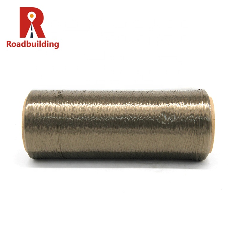 Заводская цена, рубленная переработанная текстильная базальтовая швейная нить