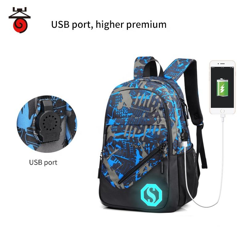 Лидер продаж школьный рюкзак для девочек, комплект из 3 вещей, сумка для мальчиков кошельки и сумки для ланча детская водонепроницаемый рюкзак с зарядкой от usb