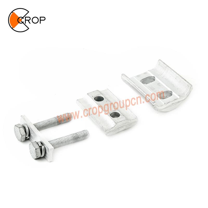 Алюминиевый зажим с параллельным пазом PG/Соединительный зажим ответвления для проводника кабеля AL