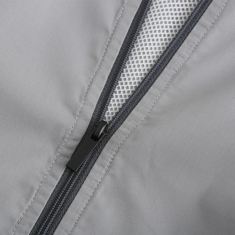 Ветрозащитный вентилятор для охлаждения, одежда для костюма, крутой одежды с вентиляторами, уличный вентилятор с защитой от УФ-лучей