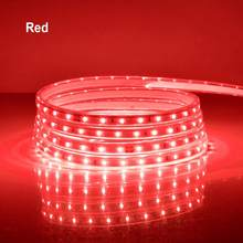 220В светодиодный неоновый светильник 2835 1-20 м набор гибкий светодиодный светильник-полоска наружная Водонепроницаемая неоновая вывеска для...(Китай)