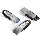 100% Original Sandisk USB Flash Drive 32 64 128 16 GB Pendrive 128gb 64gb 32gb 256gb Pen Drive 3.0 USB Stick Disk for Phone