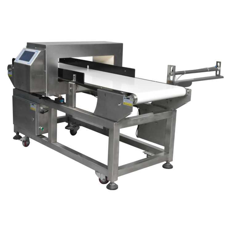 Производитель промышленных металлоискателей для обеспечения пищевой безопасности