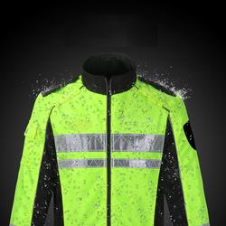 Новинка 2021, одежда для мотоцикла на заказ, светоотражающая, ветрозащитная и теплая, весна-лето