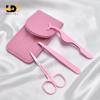 Pink lash tools