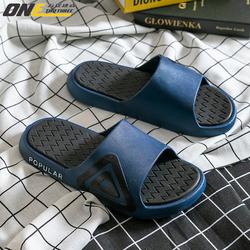 Шлепанцы на толстой подошве для мужчин и женщин, Нескользящие, пригодные для носки, летняя обувь, 2020