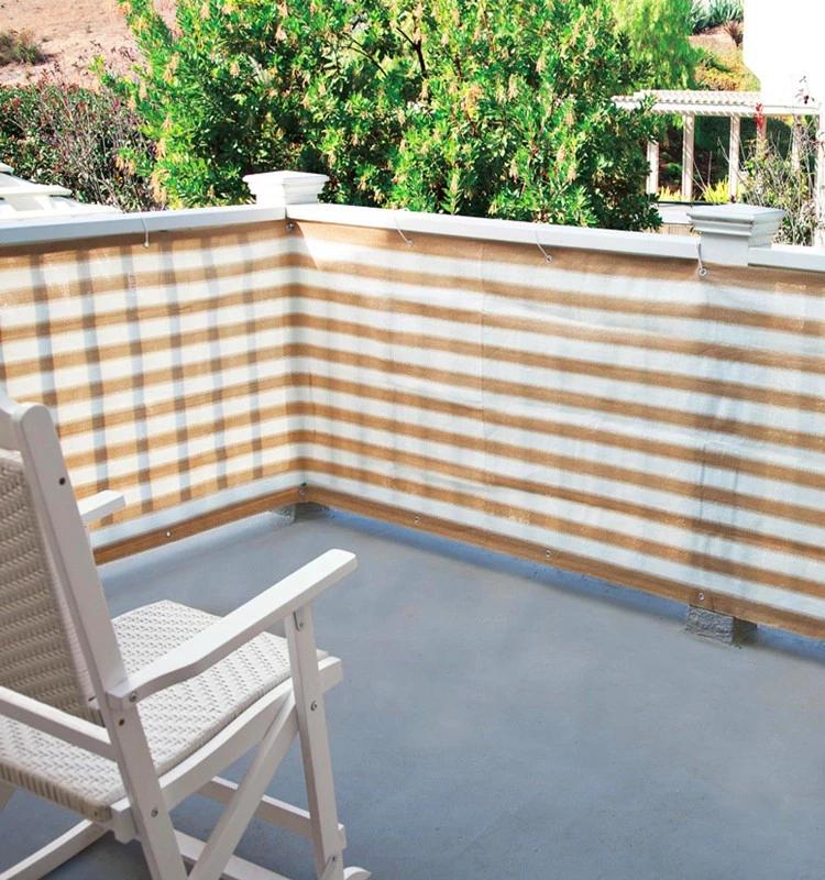 130 150 160 180 GSM защитная сетка для балкона уличная защита от ультрафиолета для балкона Солнцезащитная сетка для сада защитный экран для забора