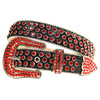 Black red 46 inch
