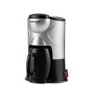 Coffee Maker Electric HOMEZEST CM-801 SINGLE CUP COFFEE AND TEA MACHINE HOUSE USE STANDARD DRIP COFFEE MAKER