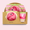 Flamingo Dinnerware Set