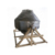 double cone conical screw sugar rotating rotary vacuum device drying mixer drier dryer