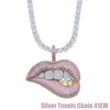 Silver Chain 41CM