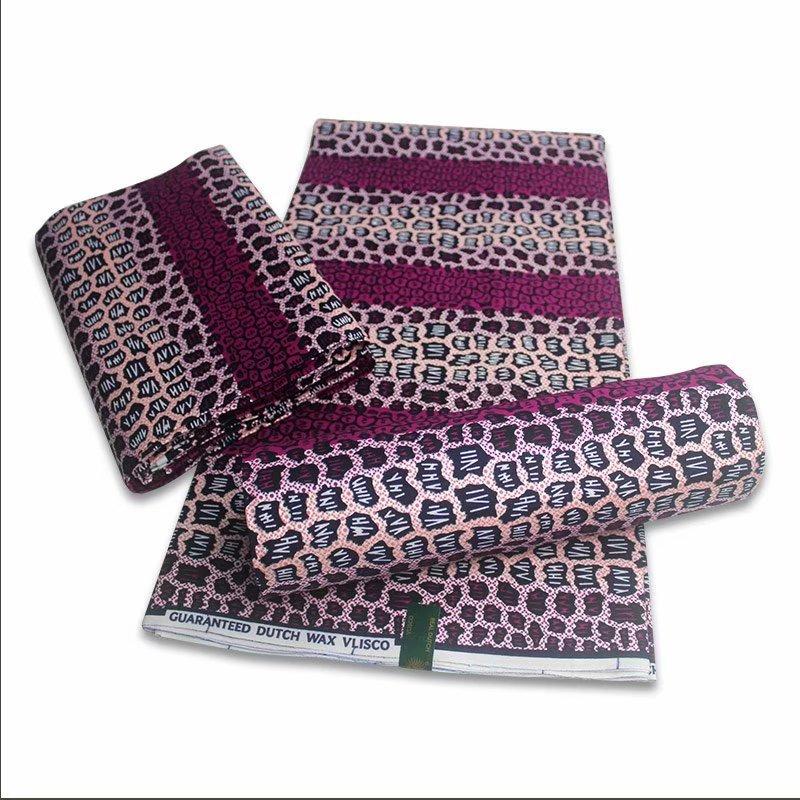Super hot sale good quality 100% cotton nigeria golden wax fabric holland wax print real wax