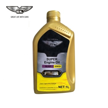 GL 1L Synthetic engine oil 20w40/motor oil 20w50